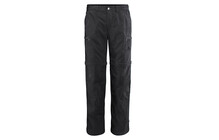 Vaude Men&#039;s Farley ZO Pants IV black